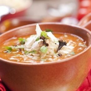Indyjska-zupa-z-grochu-z-ryzem