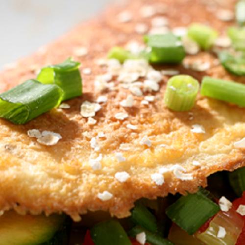 Omlety z warzywami