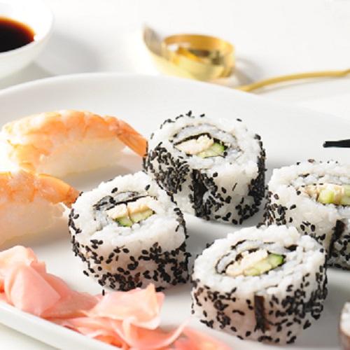 Sylwestrowy zestaw sushi