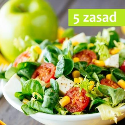 Fitness healthy salad